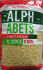 Alphabets - Produit