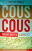 Couscous grain moyen 5 minutes - Produit