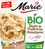 Risotto au Poulet et aux Champignons BIO - Product