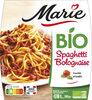 Spaghetti bolognaise BIO - Product