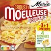 CroustiMoelleuse Originale 4 fromages 3 +1 - Product