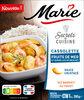 Cassolette de fruits de mer et quenelles de Brochet sauce crustacé Riz basmati au pavot - Product