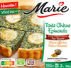 Tarte Chèvre Epinards Pur Beurre - Product
