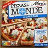 Pizzas du Monde - La Grecque - Product