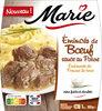 Emincés de bœuf sauce au poivre - Product
