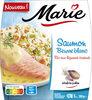 Saumon beurre blanc, riz aux légumes cuisinés - Product
