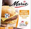 Burger Rustique - Bœuf Charolais Moutarde - Produit