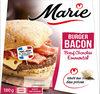 Burger Bacon - Bœuf Charolais Poivre - Product