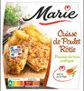 Cuisse de poulet, Jus au thym & PDT rustiques - Product