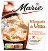 Blanquette de veau, riz et carottes - Product