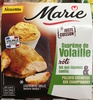 Suprême de Volaille rôti & Polenta crémeuse aux champignons - Product
