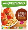 Tomates Farcies, Boulgour cuisiné aux petits légumes - Produit