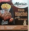 Steak Haché grillé de Charolais & Gratin Dauphinois - Produit