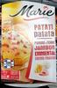 Patati Patata, Pomme de Terre Jambon Emmental Crème Fraîche - Product