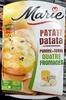 Patati Patata, Pomme de Terre Quatre Fromages - Product