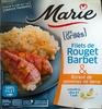 Filet de Rouget Barbet & Ecrasé de pommes de terre - Produit