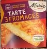 Tarte 3 Fromages - Produit