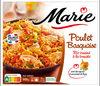 Poulet basquaise - Riz cuisiné aux tomates - Product