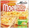CMO 4 fromages - 390g Emmental, Cheddar, Mozzarella Présente en x3 - Product
