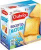Biscottes nature - Product