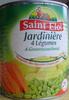 Jardinière de 4 légumes - Product