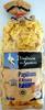 Spaghetti, Coquillettes, Torsades, Papillons, Macaroni, Nids, Nouilles bouclées, Penne - Produit