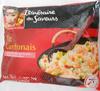 Riz Cantonais ,Surgelé - Product