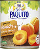 Abricots demi-fruits au sirop léger - Producto