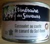 Cassoulet au confit de canard du Sud-Ouest - Produit