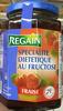 Spécialité Diététique au Fructose Fraise - Produit