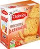 Biscottes 6 céréales - Prodotto