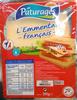 L'Emmental français Pâturages - Tranchettes Spécial Baguette - Produit