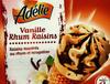 Glace vanille rhum raisins - Produit