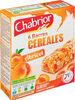 Barres de céréales abricot - Produit