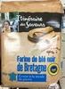 Farine de blé noir de Bretagne - Produit