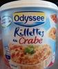 Rillettes au crabe - Product