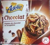 Cornet glace pépites de chocolat et nougatine - Produit