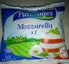 Mozzarella - Produit