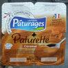 Paturette Caramel - Produit