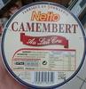 Camembert au lait cru (22% MG) - Product