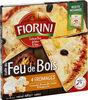 Pizza au Feu de Bois 4 Fromages - Produit