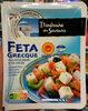Feta grecque au lait de brebis et de chèvre - Produit