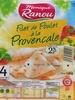 Filet de Poulet à la Provençale - 4 Tranches - Product
