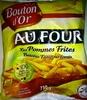 Pommes frites au four - Produkt