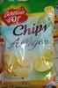 Chips allégées (-30% MG) - Produit
