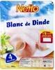 Blanc de Dinde - 4 Tranches + 1 gratuite - Netto - Product