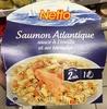 Saumon Atlantique sauce à l'oseille et ses torsades - Product