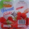 Yaourt aux bons morceaux de fraise - Product
