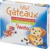 Snack pépit' - aux pépites de chocolat x10 - 300 g - Produit