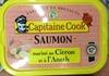 Saumon mariné au citron et à l'aneth - Product